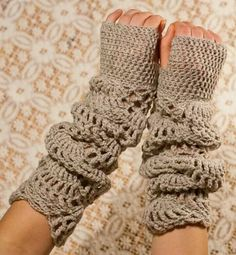 Fingerless Gloves these are hot!!!