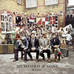 #Mumford: Babel. OK, they sound pretty and  all, but they can't be the only banjo-playing, folky band around (according to the radio, they are).