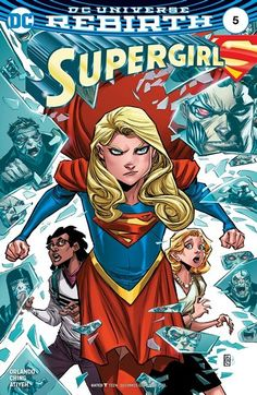 Supergirl // As National City becomes a war zone, Cyborg Superman's plan to resurrect Argo City reaches its deadly final phase: rain Argo City itself down ...