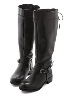 Gifts For Gals - Steadfast Style Boot in Black