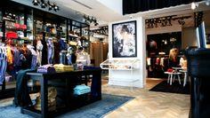 Scotch & Soda -- great retail environment in the Miami Design District #IRDC2014
