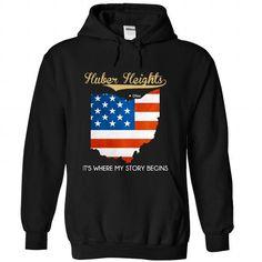 Huber Heights - Ohio - Its Where My Story Begins ! - #cool shirt #black shirt. THE BEST => https://www.sunfrog.com/States/Huber-Heights--Ohio--Its-Where-My-Story-Begins-2273-Black-28047153-Hoodie.html?68278