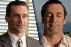 Mad Men a Characters  First appearance:series premiere; last appearance: series finale