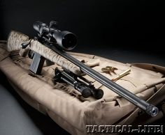 Special Weapons Dec 2012 ONLINE EXCLUSIVE: FULL ARTICLE: SAVAGE 10 FCP-SR: Rapid 7.62mm deployment rifle with precision sub-MOA knockdown power!