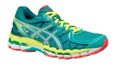 GEL-KAYANO 20 | asics.co.uk  I just want all the running shoes...