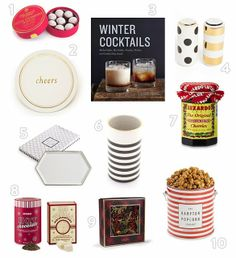 Timeless Holiday Hostess Gift Guide by Jordan McBride on Darling Cashmere