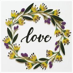 노란색 꽃과 보라색 열매가 아기자기 잘 어울리네요~^^노란색꽃은 단순해 보이지만꽃술을 하나하나 붙여야 ...