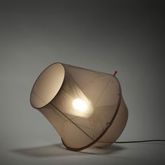 Moire Lamp Medium