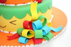 How to make a lateral color bow - el Taller dels Pastissets