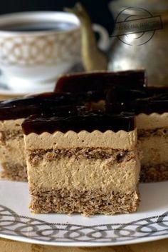 Sour Cream Chocolate Cake, Death By Chocolate Cake, Ganache Cake, Ganache Recipe, Polish Desserts, Polish Recipes, Breakfast Cookies, Breakfast Bake, Irish Cream Cake