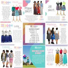 LuLaRoe Skirts :) https://www.facebook.com/groups/KimandJanelleLuLaRoe/