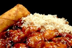Slow Cooker Honey Sesame Chicken - Flavorful, Delightful and mouth watering good! www.GetCrocked.com