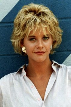 Meg Ryan - Iconic Hairstyles – Most Classic Hair Dos of All Time (