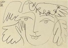 pablo picasso line drawings - Google Search
