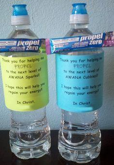AWANA Teacher Gifts