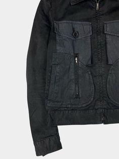 Cotton Jacket, Vintage Cotton, Leather Jacket, Product Description, Denim, Jackets, Fashion, Studded Leather Jacket, Down Jackets