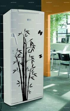 Stickers frigo bambous    http://www.idzif.com/idzif-deco/stickers-deco/stickers-frigo/produit-stickers-frigo-bambous-5535.html