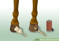 Image titled Hoof Oil Step 5