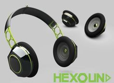 Hexound Solar-Powered Wireless Headphones -  [Click on Image Or Source on Top to See Full News]