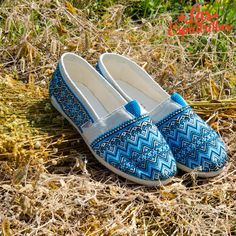 Эспадрильи Las Espadrillas Ukrainian Native