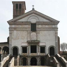 "Kyle Miller (@kylejamesmiller) on Instagram: ""San Sebastiano, Alberti, 1460 #mantova #italy #alberti"""