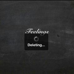 Feelings....