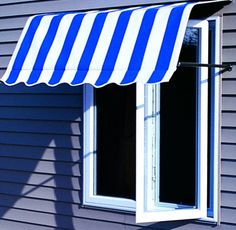 NuImage aluminum door awnings and window awnings plus fabric door awnings and window awnings provide high quality protection for your home or business. Fabric Awning, Outdoor Fabric, Outdoor Decor, Outdoor Awnings, Window Awnings, Casement Windows, Windows And Doors, Crank Out Windows, Fabric Window Shades