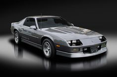 The 1985 Camaro IROC-Z is a serious muscle car that has become a popular classic car with a spot on any collector's list of dream vehicles. Camaro Iroc, Chevrolet Camaro, Camaro Auto, Chevy Chevelle, Us Cars, Sport Cars, Classic Camaro, Classic Car Restoration, Pony Car