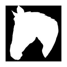 kůň šablona - Hledat Googlem