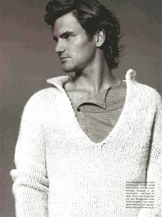 My beautiful man Roger Federer <3