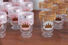 tubetes das coroa princesas - Buscar con Google