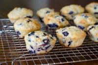 Blueberry, Lemon and Maple Oatmeal Muffins | Daily Unadventures in Cooking