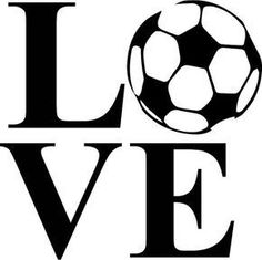 Love Soccer | The Craft Chop soccer sport team love svg free file free graphic