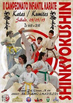 Campeonato Shinkyokushin infantil