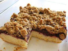 ブルーベリー・クラム・コーヒーケーキとタルト - ミセスNewYorkの食卓