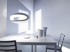 FOSCARINI O-space #interior #lighting #white #unique #design #cosmic #white #inspiration #ideas