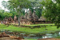 Popular on 500px : Banteay Srei by JosePascualPastor
