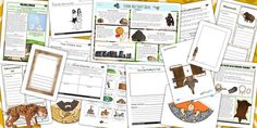 Stone Age Lesson Activity Resource Pack