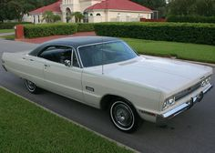 AutoTrader Classics - 1969 Plymouth Fury Coupe White 8 Cylinder Automatic Other | American Classics | LAKELAND, FL