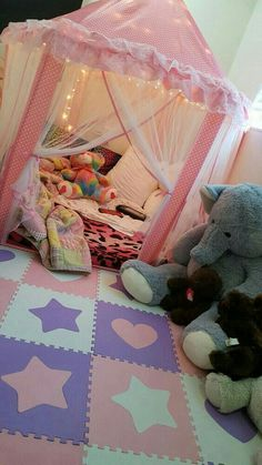 Read Cantinho da baby 💓🤗 from the story My Little Space by with reads. My Room, Girl Room, Girls Bedroom, Bedroom Decor, Bedrooms, Alluka Zoldyck, Ddlg Little, Kawaii Bedroom, Princess Room
