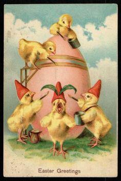 Easter Baby Chicks | eBay