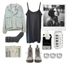 """""""""""piss off""""- effy stonem"""" by everyonewishestheriches ❤ liked on Polyvore featuring American Vintage, Dr. Martens, River Island, Jack Spade and ASOS"""