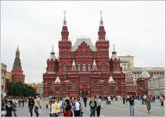 . #Russia, Moscow, the The Red Square