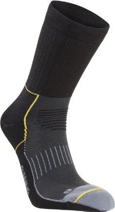 SEGER Running Socken Running Mid Trail - Calcetines para hombre, color negro, talla 6 - http://paracorrer.com/producto/seger-running-socken-running-mid-trail-calcetines-para-hombre-color-negro-talla-6/