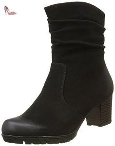 Rieker 98570, Bottes Femme, Noir (Schwarz), 39 EU - Chaussures rieker (*Partner-Link)