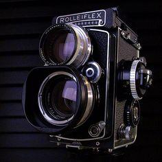 Rolleiflex 2.8F por losanfo, via Flickr
