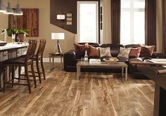 lvt- Adura Distinctive Plank Heritage Buckskin from Mannington