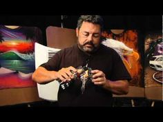 Reducing & Over-Reducing Wicked Colors for Detailed, Fine-Line Airbrushing VIDEO