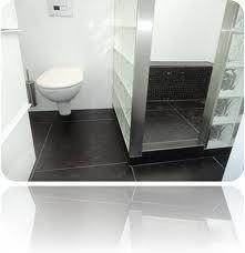 glazen bouwstenen voor de douchewand