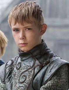 Ragnars  son Ubbe.....Vikings season 4